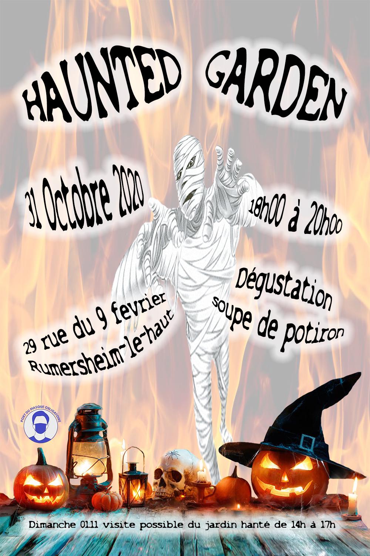 Flyer Halloween 2020